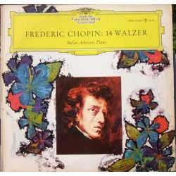 Chopin: 14 Valse. Stefan Askenase. 1 LP. Deutsche Grammophon