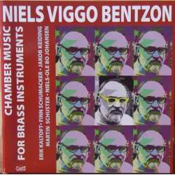 Niels Viggo Bentzon: Chamber music for Brass instruments. 1 CD. Classico