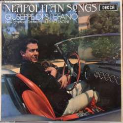 Giuseppe Di Stefano: Neapolitan Songs. New SO. Iller Pattacini. 1 LP. Decca. SXL 6176