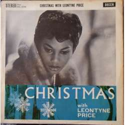 Christmas with Leontyne Price. Karajan. 1 LP. Decca