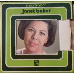 Janet Baker: A portrait of. 1 LP. EMI