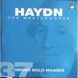 Haydn: Organ Solo Masses. Martin Hasselböck. 1 cd. Brilliant Classics