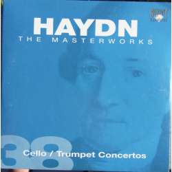 Haydn: Cello & Trumpet Concertos. Miklos Perenyi, Guy Touvron, Slovak PO. Bohdan Warchal. 1 CD. Brilliant Classics