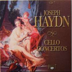 Haydn: Cello Concertos nos. 1 and 2. Miklos Perenyi, .Janos Rolla. 1 CD. Brilliant Classics