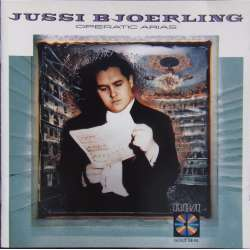 Jussi Björling Italians operatic arias. 1 CD. RCA.
