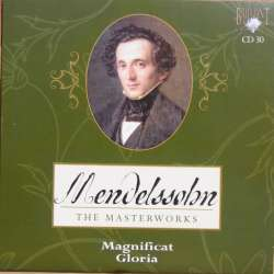 Mendelssohn: Magnificat. + Gloria. Nicol Matt dirigerer Amadeus Choir. 1 CD. Brilliant Classics