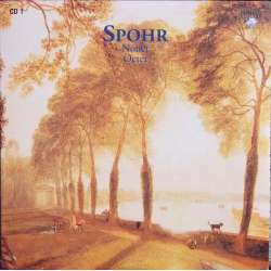 Louis Spohr: Nonet & Oktet. The Nash Ensemble. 1 CD. Brillant Classics
