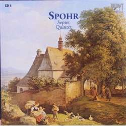 Louis Spohr: Septet & Quintet. The Nash Ensemble. 1 CD. Brilliant Classics.