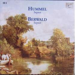 Hummel: Septet. & Berwald: Septet. The Nash Ensemble. 1 CD. Brilliant Classics