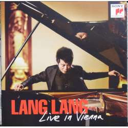Lang-Lang: Live in Vienna. 2 CD. Sony