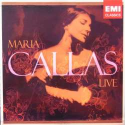Maria Callas: Live. On Stage & In Concert. 8 CD. EMI
