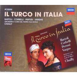 Rossini: Il Turco in Italia. Cecilia Bartoli, Richardo Chailly. 2 CD. Decca