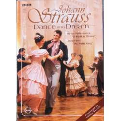 J. Strauss: Dances and Dream. Alfred Eschwé conducts Vienna Dance Ensemble. 1 DVD. Euroarts
