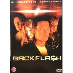 Backflash. Jennifer Esposito, Robert Patrick. 1 DVD