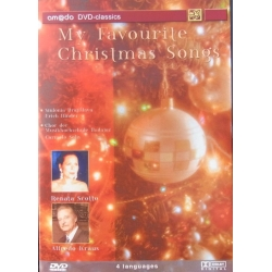 My Favourite Christmas Songs. Scotto, Kraus. 1 DVD. Amado