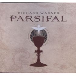 Richard Wagner: Parsifal. Herbert Kegel. Theo Adam, Ulrik Cold, Rene Kollo. 3 cd. Berlin Classics. New Copy