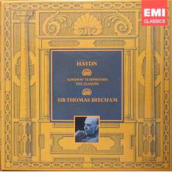 Haydn: Symphonies nos. 93-104 'London'. Thomas Beecham. 6 CD. EMI