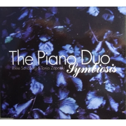 The Piano Duo. Symbiosis. Rikke Sandberg & Tanja Zapolski. 1 cd. CDK 1085