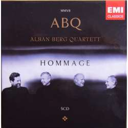 Alban Berg Quartet: Homage. Haydn, Beethoven, Mozart. etc. 5 CD. EMI