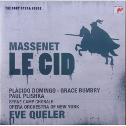 Massenet: Le Cid. Domingo, Bumbry. Eve Queler. New York opera Orchestra. 2 CD. Sony