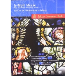 Bach: Messe i H-moll. BWV 232. Georg Christoph Biller. 1 DVD. TDK