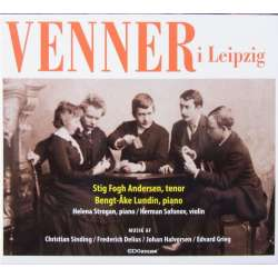 Friends in Leipzig. Stig Fogh Andersen. 1 CD. CDK 1094
