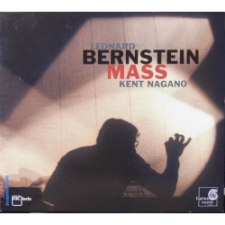 Bernstein: Mass. Kent Nagano. 2 CD. HM France