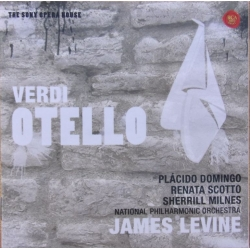 Verdi: Otello. Domingo, Scotto, Milnes. Levine. 2 CD. RCA