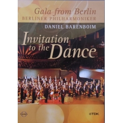 Invitation To The Dance. Gala From Berlin. Barenboim, Berlin Philharmonic. 1 DVD. TDK