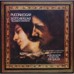 Puccini: Edgar. Scotto, Bergonzi. Eve Queller. 2 CD. Sony