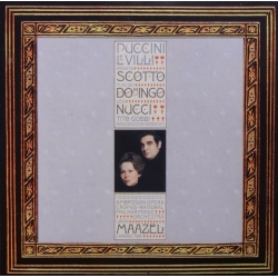 Puccini: Le Villi. Domingo, Scotto, Nucci, Gobbi. Maazel. 1 CD. Sony