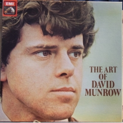 The Art of David Munrow. 3 LP. EMI. SLS 5136