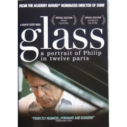 Glass: A portrait of Philip in Twelve parts. 2 DVD. Euroarts