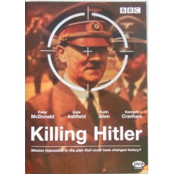 Killing Hitler. Peter McDonald, Kate Ashfield, Keith Allan, Kenneth Cranham. 1 DVD. BBC.