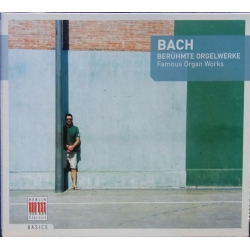 Bach: Toccata og Fuga BWV 565. E. Power Biggs. 1 CD. Berlin Classics Basic