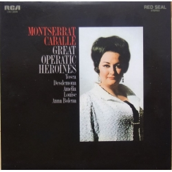 Montserrat Caballe: Great Operatic Heroines. 1 CD. RCA