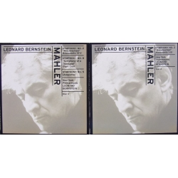 Mahler: Symphony no. 2. Leonard Bernstein, New York Philharmonic. 2 CD. Sony