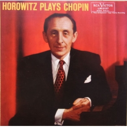 Horowitz plays Chopin. 1 CD. RCA