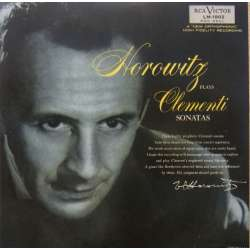 Horowitz plays Clementi Sonatas. 1 CD. RCA