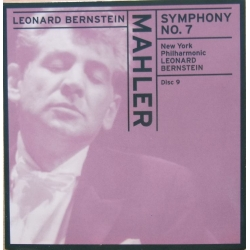 Mahler: Symphony no. 7. Leonard Bernstein, New York Philharmonic. 1 CD. Sony