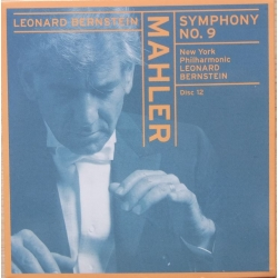 Mahler: Symphony no. 9. Leonard Bernstein. New York Philharmonic. 1 CD. Sony.