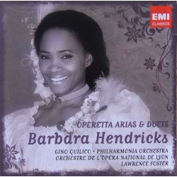 Barbara Hendricks: Operetta Arias & Duets. 2 CD. EMI