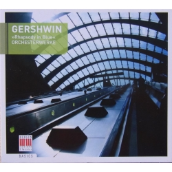 Gershwin: Rhapsody in Blue. Kurt Masur. Gewandhaus. 1 CD. Berlin Classics Basic
