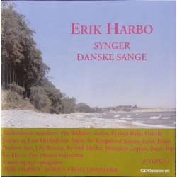 Erik Harbo sings Danish songs. 1 CD. CDK 1070