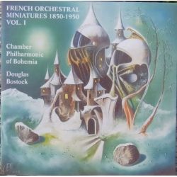 French Orchestral miniatures. 1850-1950. Vol. 1. Bostock. 1 CD. Classico