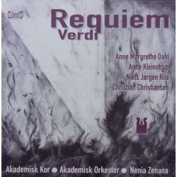 Verdi: Requiem. Academic Choir. Nenia Zenana. 2 CD. Classico