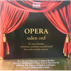 Opera without Words. 1 CD Naxos