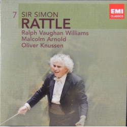 Vaughan-Williams. & Malcolm Arnold & Oliver Knussen. Simon Rattle. 1 CD. EMI
