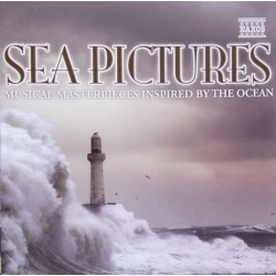 Elgar: Sea Pictures. Sarah Connolly, Simon Wright, Bournemouth Symphony Orchestra. 1 CD. Naxos