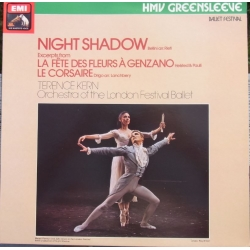 Bellini: Night Shadow, arr. Rieti. Terence Kern, London Festival Ballet. 1 LP. EMI. Nyt eksemplar